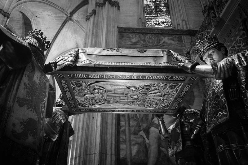 Seville - La cathédrale et la Giralda